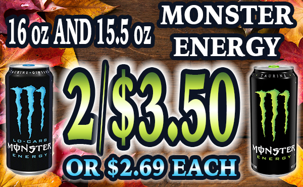 monster and nitrous ad