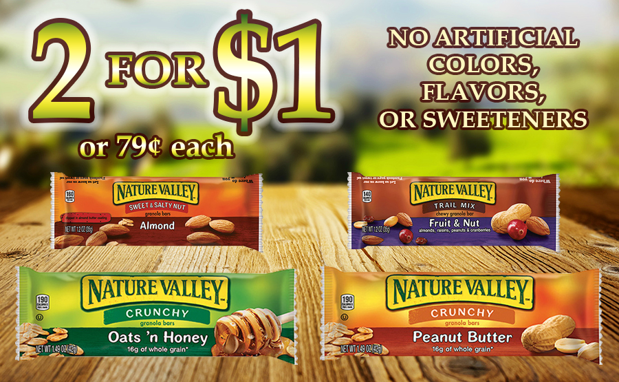 nature valley ad