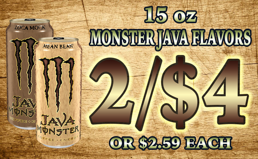 monster java ad