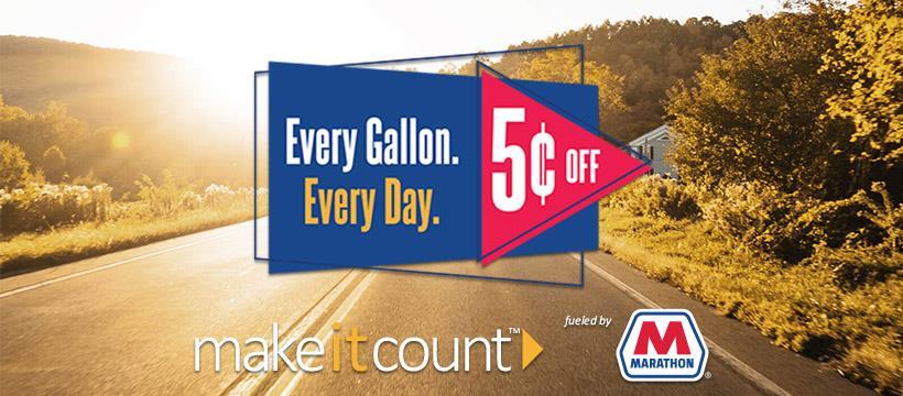 5 cent everyday